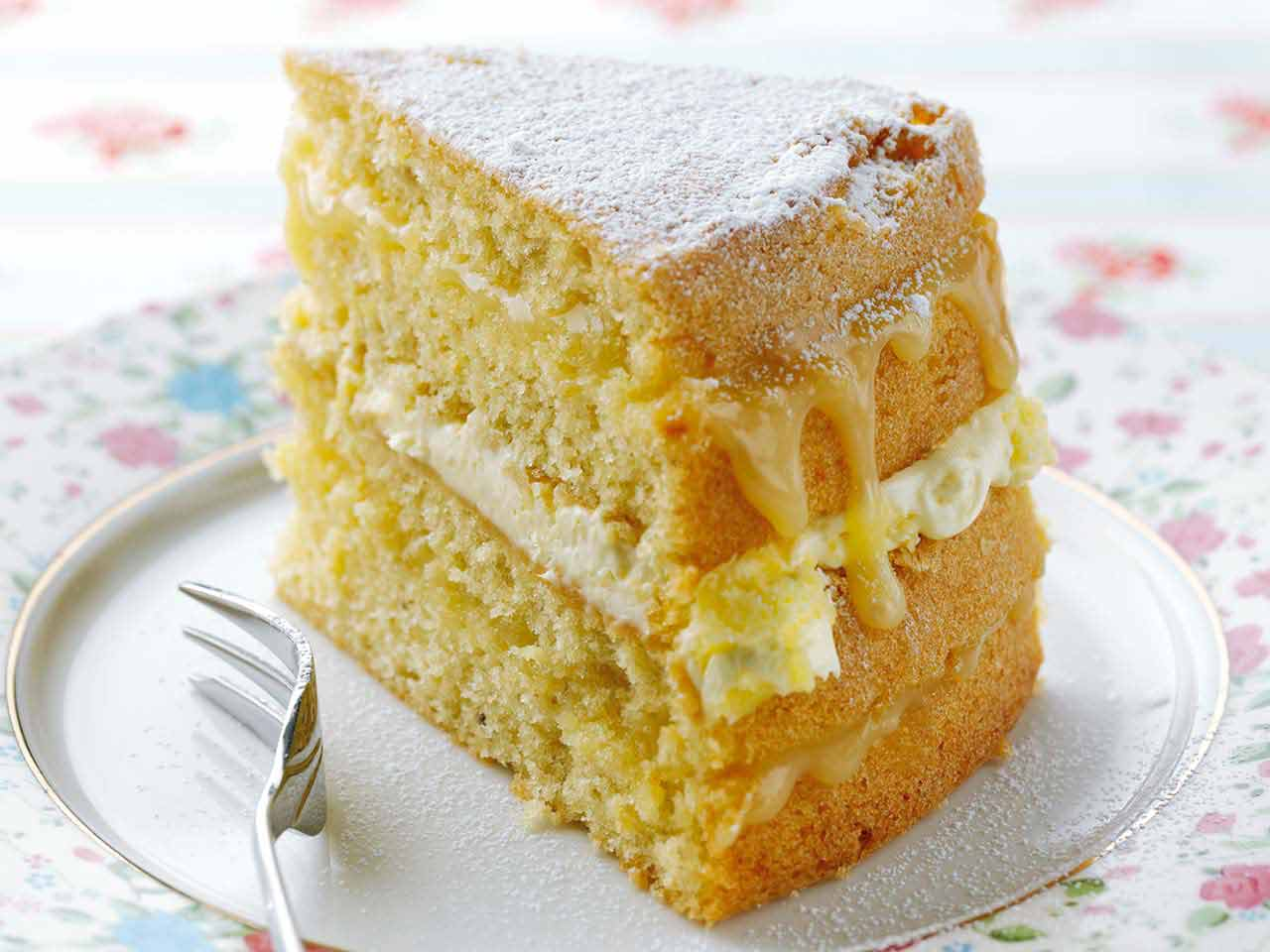 Lemon cake recipe uk - Food next recipes