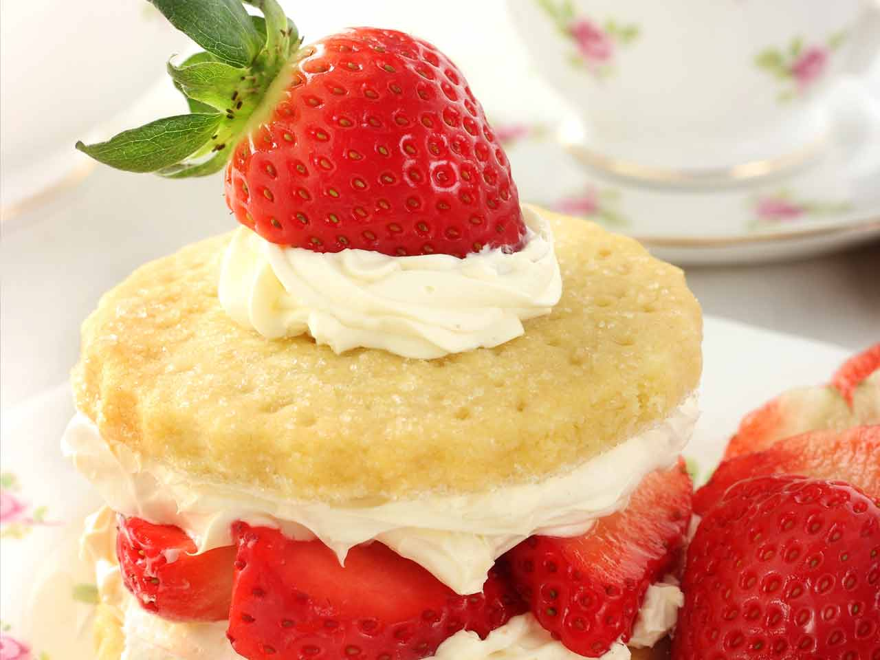 strawberry shortcakes saga