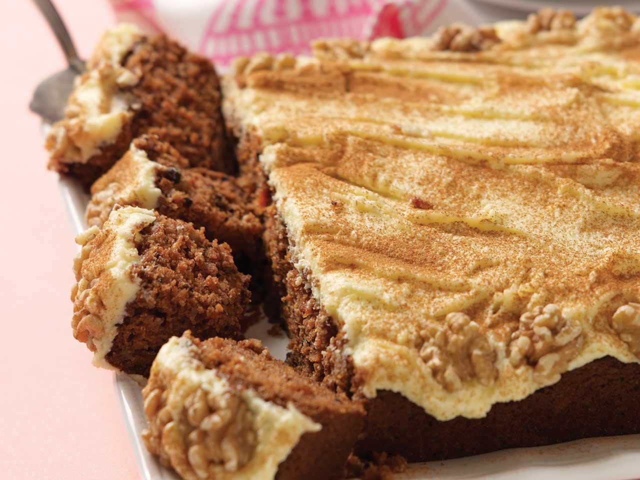 Gluten Free Carrot Cake Recipe — Dishmaps