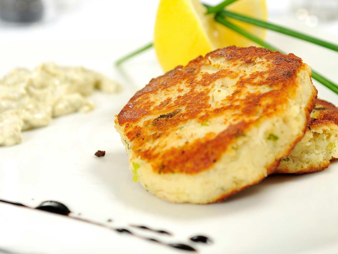 Sainsbury S Salmon Fish Cakes Recipe