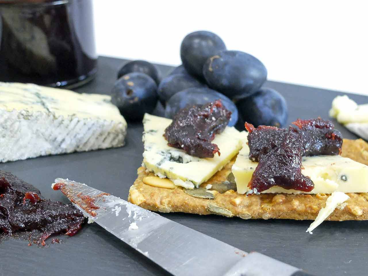 Damson cheese