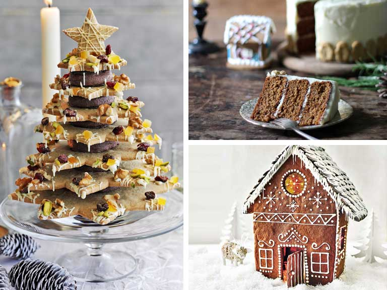 Showstopping Christmas bakes