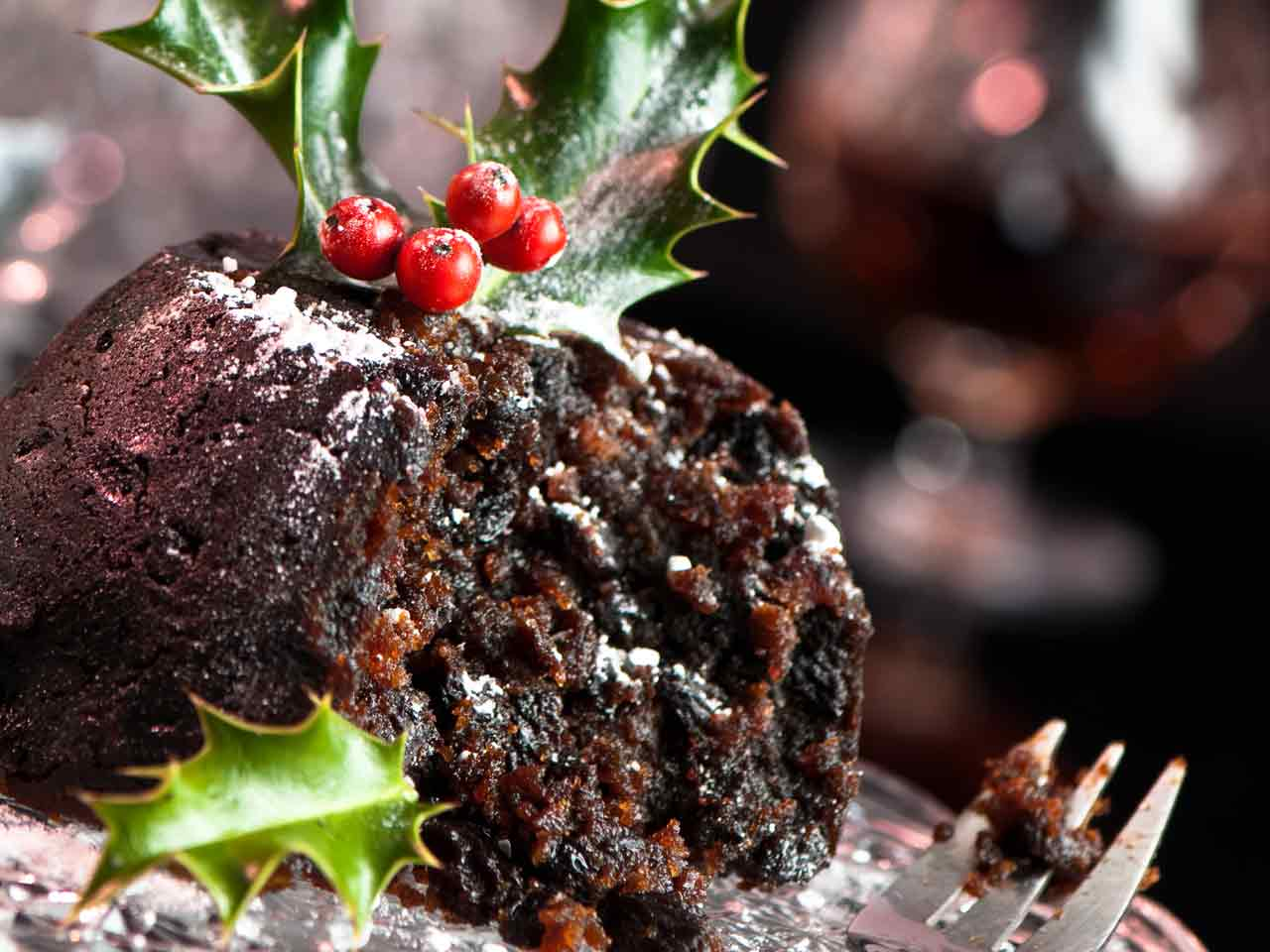 Figgy pudding saga for Xmas pudding