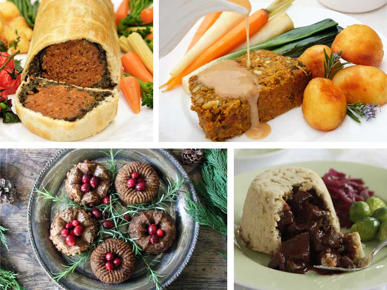 Ideas For A Vegetarian Or Vegan Christmas Dinner Saga