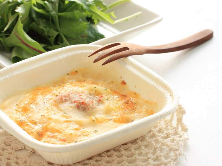 Diana Henry's crab gratin