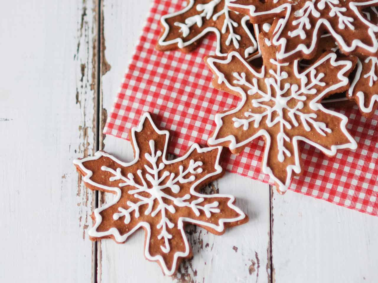 Pepparkakor, Scandinavian spiced Christmas biscuits