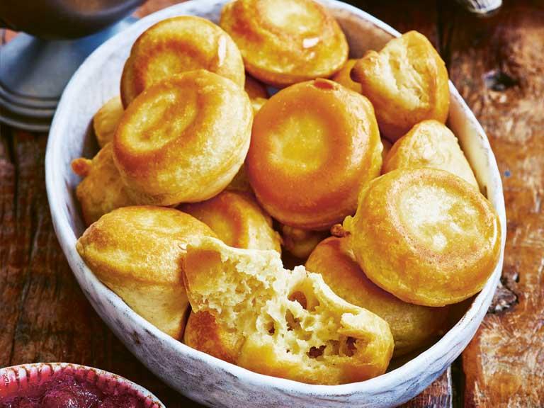 Vegan Yorkshire Pudding Recipe By Chef Gaz Oakley Saga