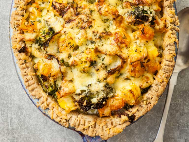 The Hairy Bikers' homity pie