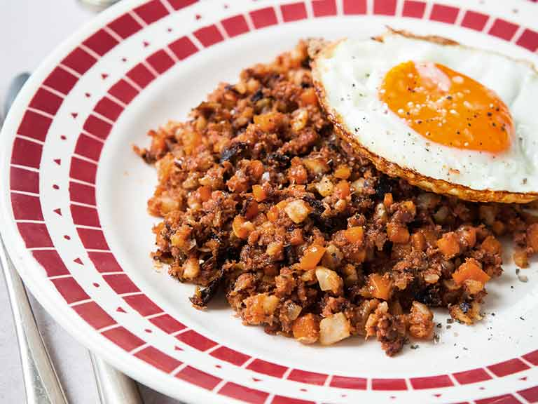 The Hairy Bikers Corned Beef Hash Recipe Saga