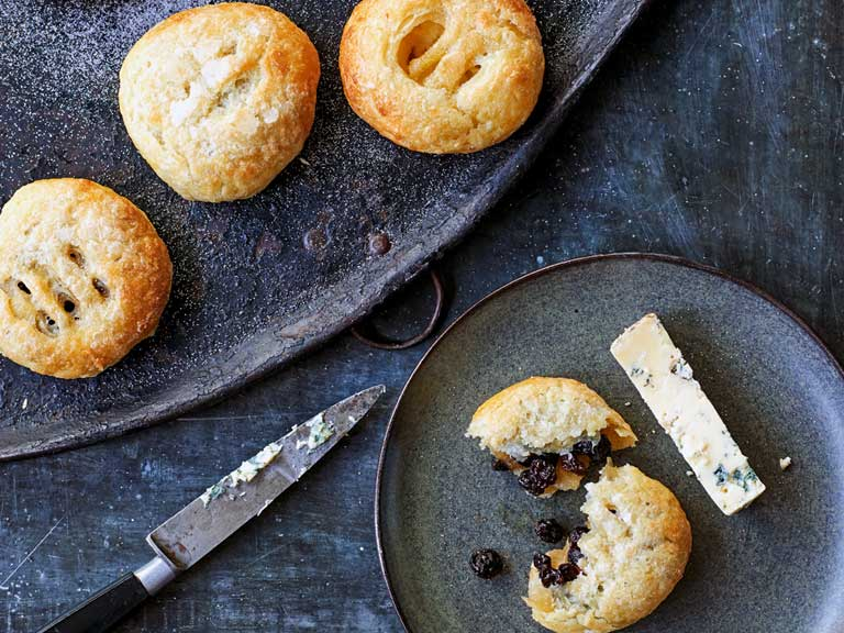 James Martin's Blackburn and Eccles cakes