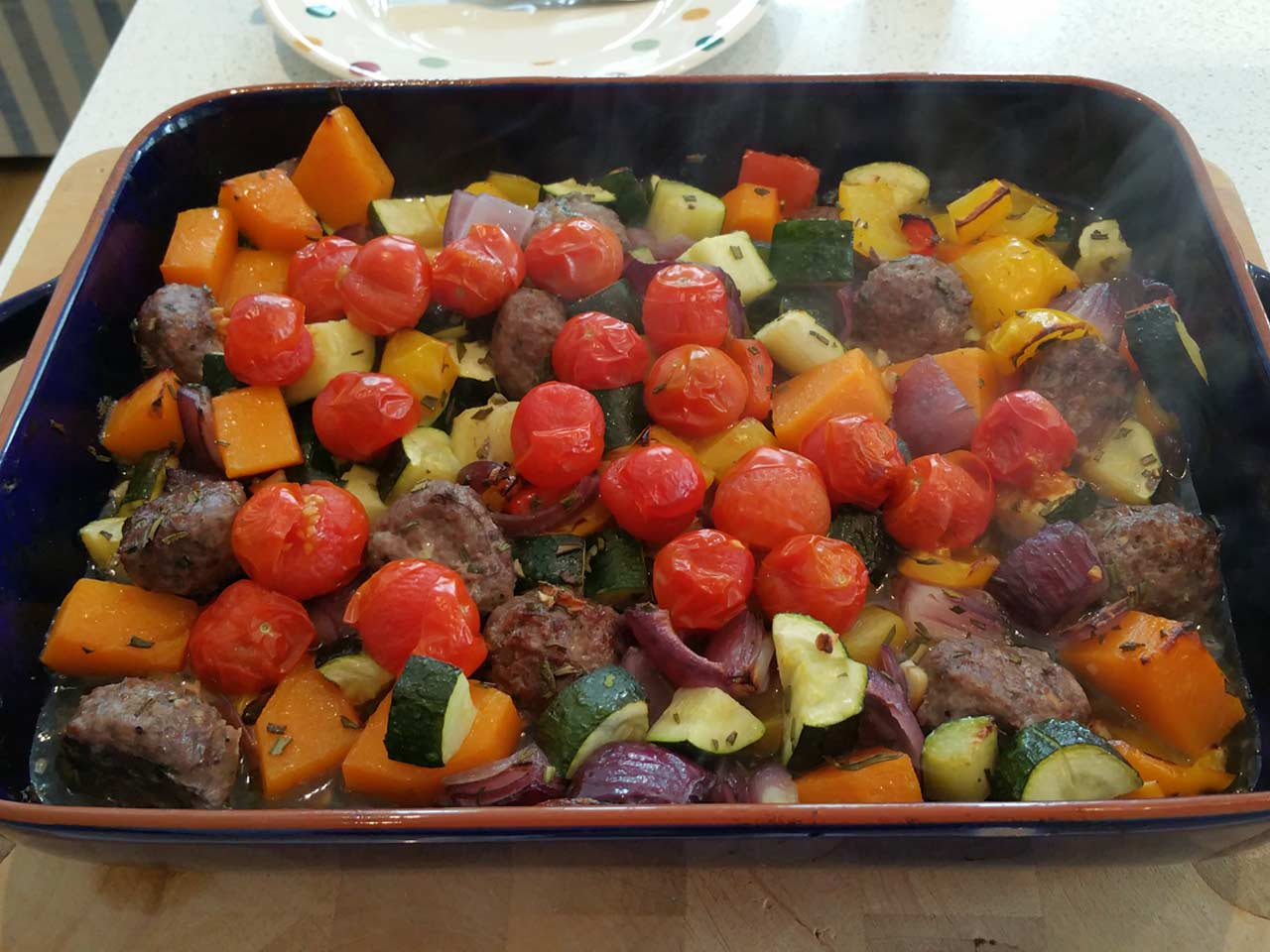 5-a-day meatballs
