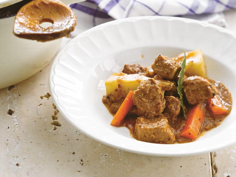 One-pot beef casserole