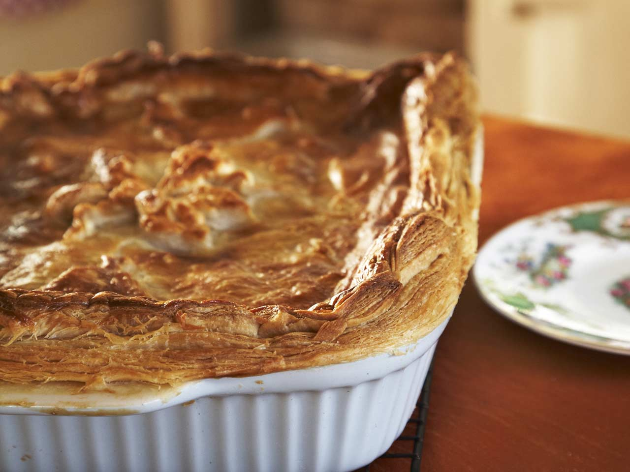 Lotte Duncan's autumn chicken pie