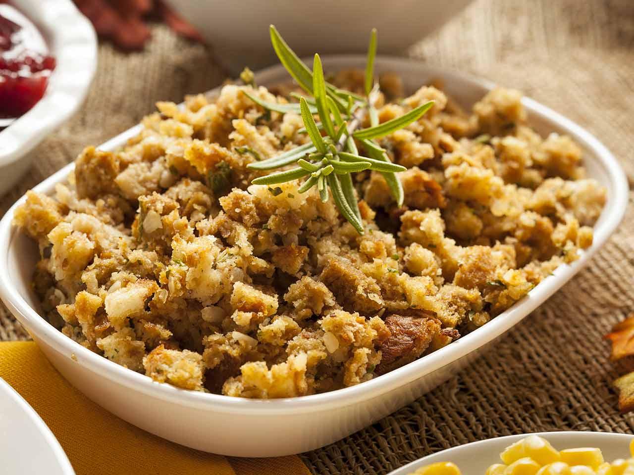 Pork And Chestnut Stuffing Recipe Saga
