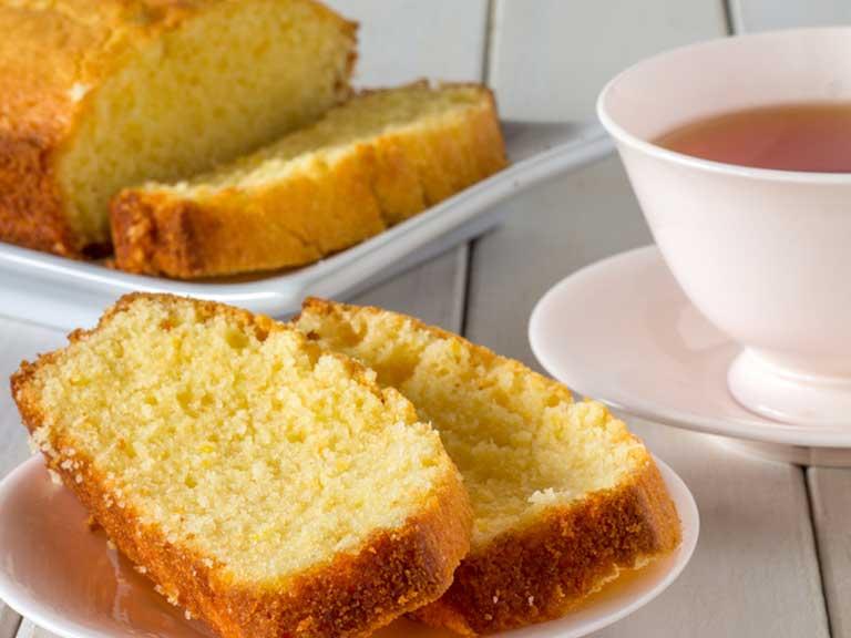 Prue Leith's Madeira cake