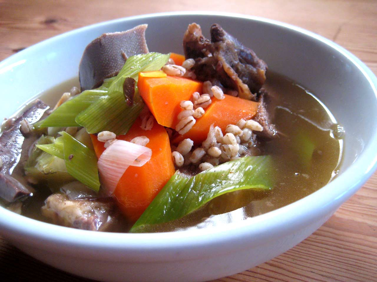 Hugh Fearnley-Whittingstall's pot au feu