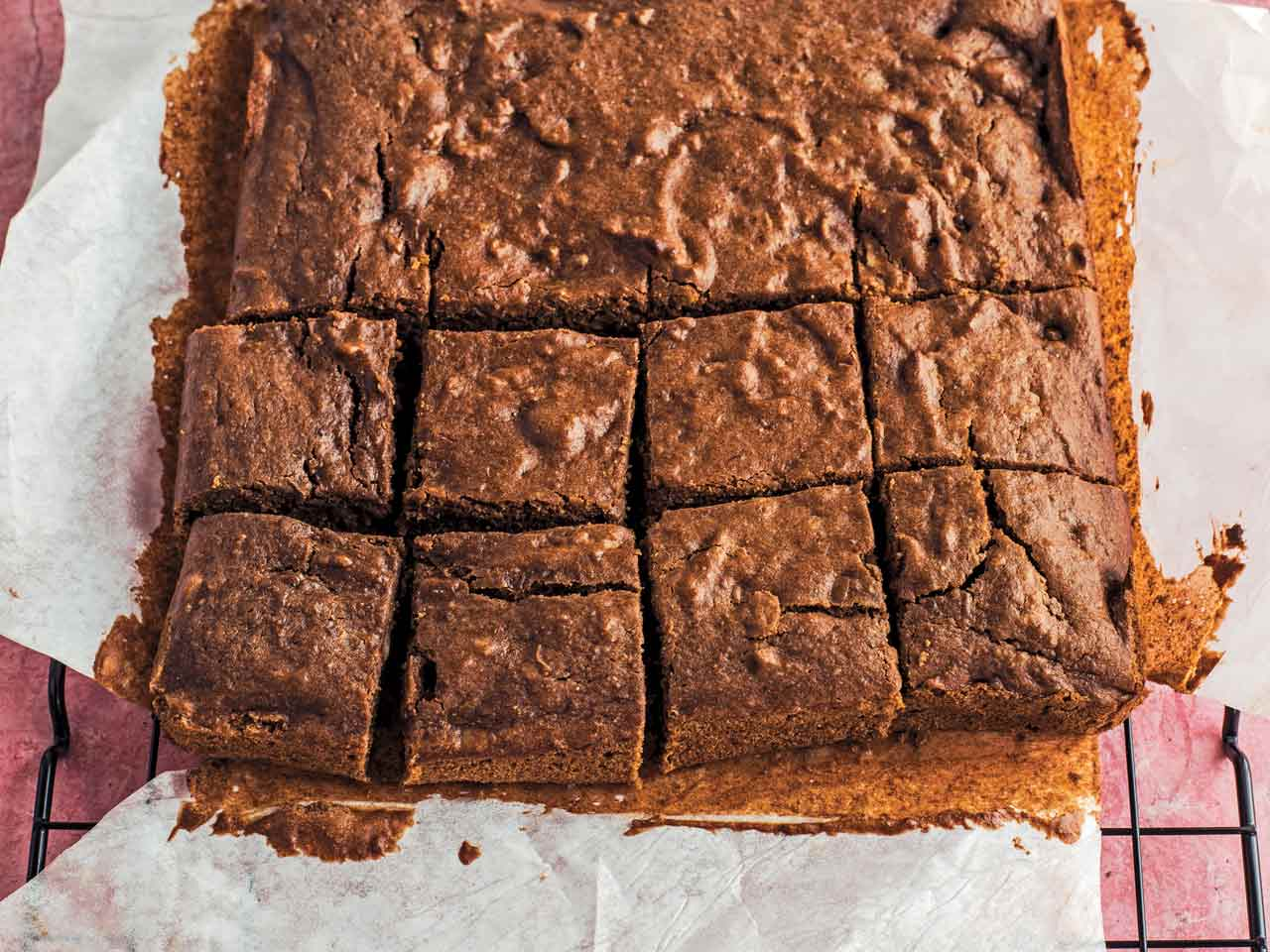 Sugar-free brownie