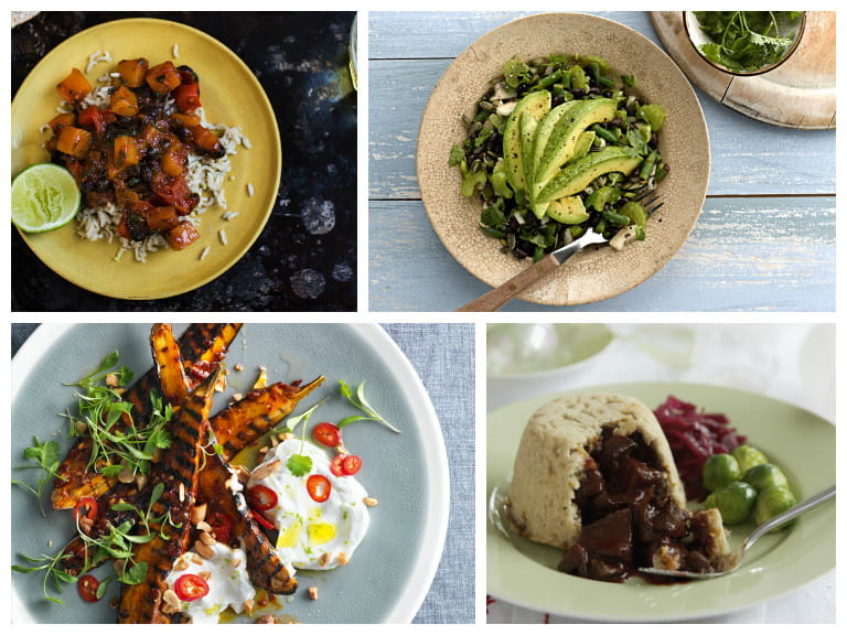 10 easy vegan recipe ideas saga. Black Bedroom Furniture Sets. Home Design Ideas