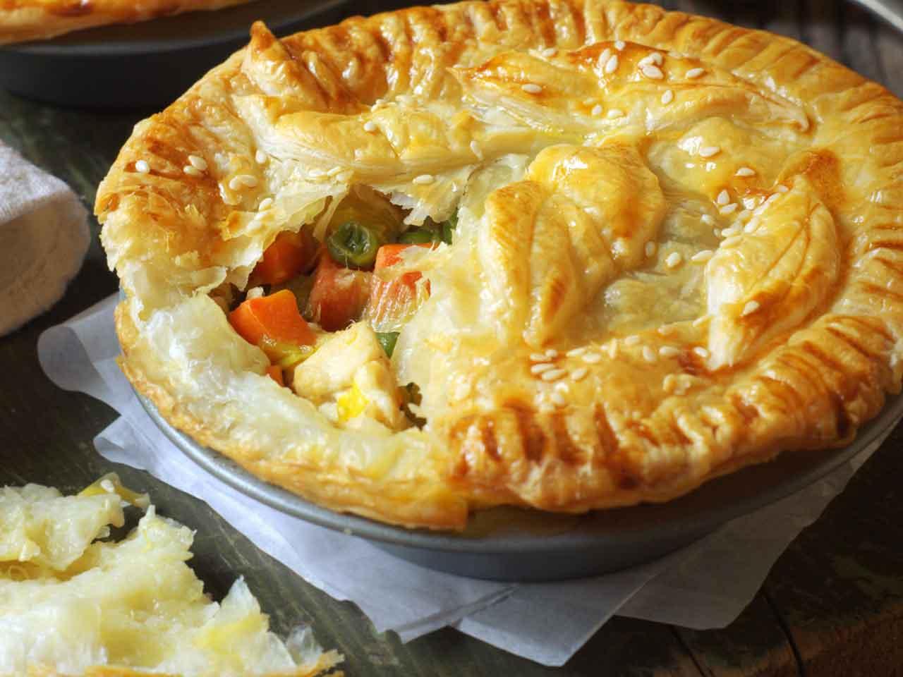 Woolton pie - Saga