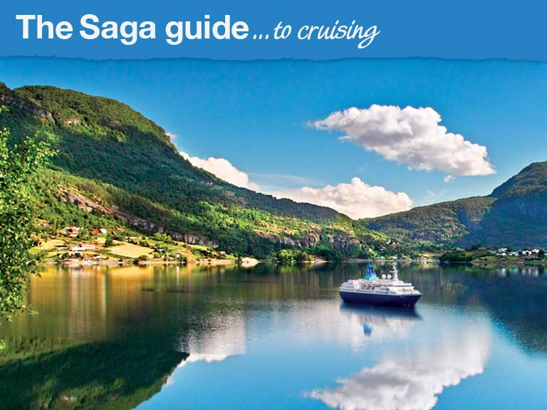 Saga guide to cruising