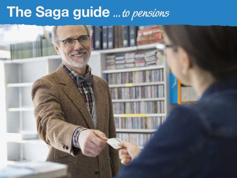 Saga Guide to Pensions