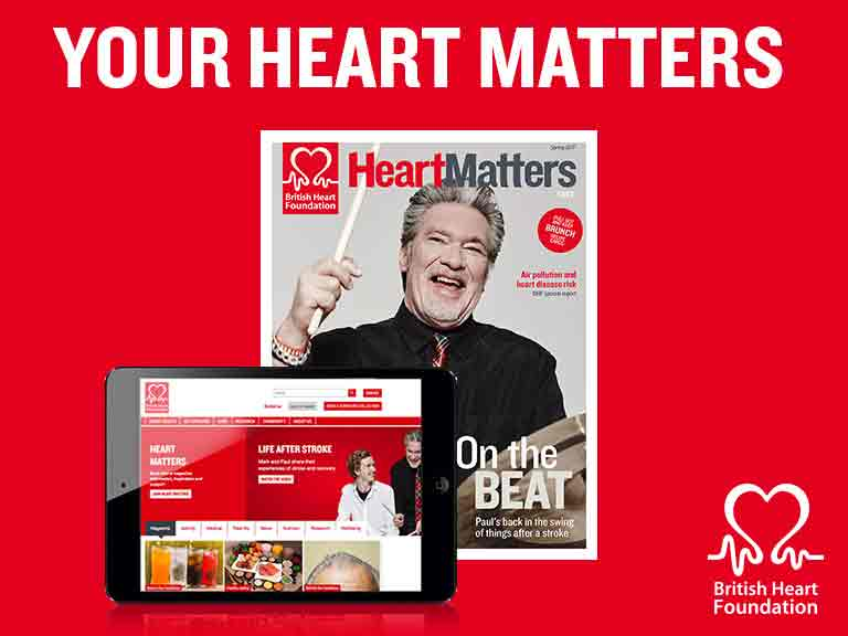 British Heart Foundation: Your Heart Matters