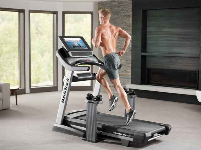 Icon treadmill