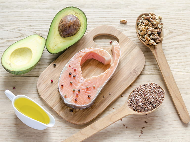 Avocado, salmon and seeds are just some of the foods that might help lower your blood pressure