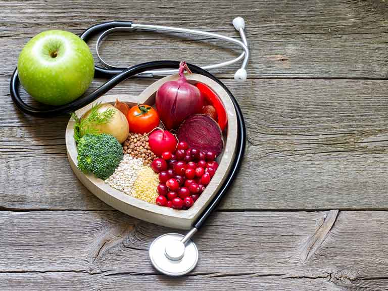 Heart -healthy habits