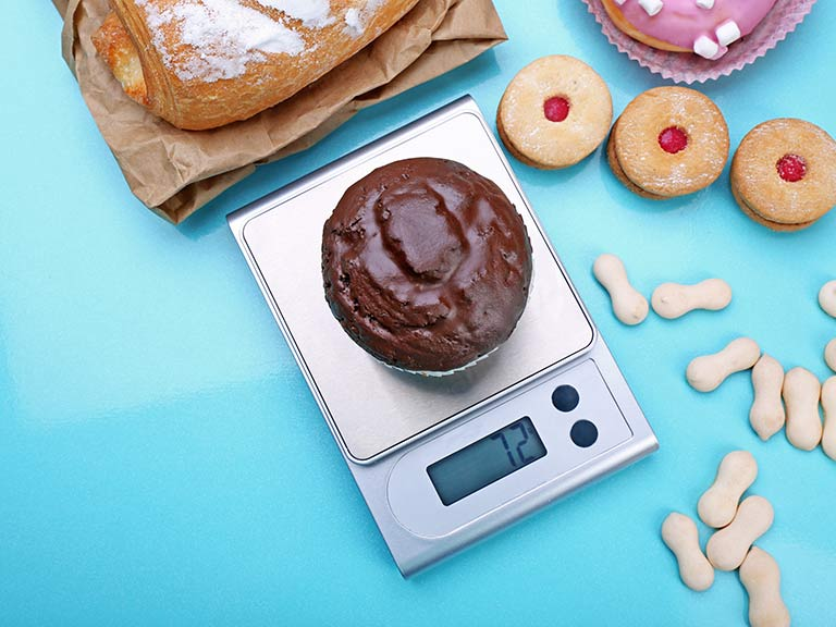 Flexible dieting focuses more on weighing and recording calories and grams, than on how healthy the food is, says Judith