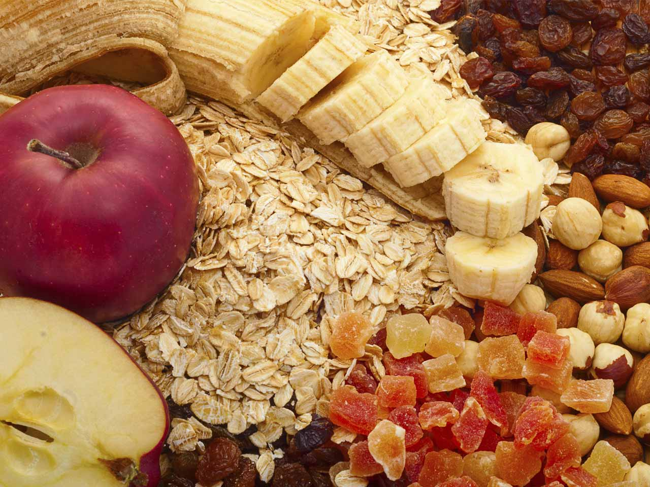 Good sources of fibre