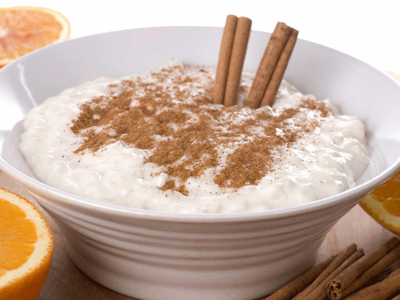 Есть рисовую молочную кашу во сне к чему