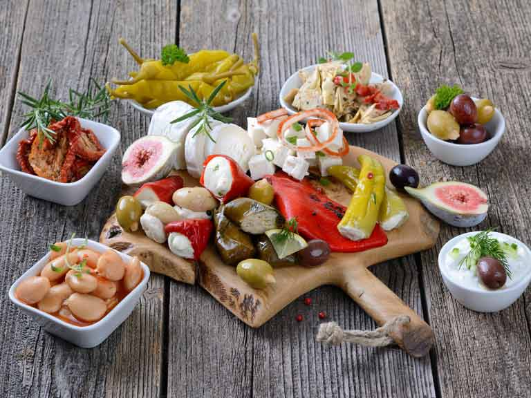 Countless Studies Have Highlighted The Health Benefits Of Mediterranean Diet