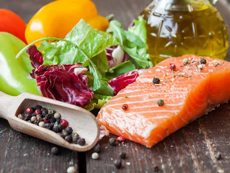 The MIND diet  is an amalgamation of the Mediterranean diet and the DASH diet