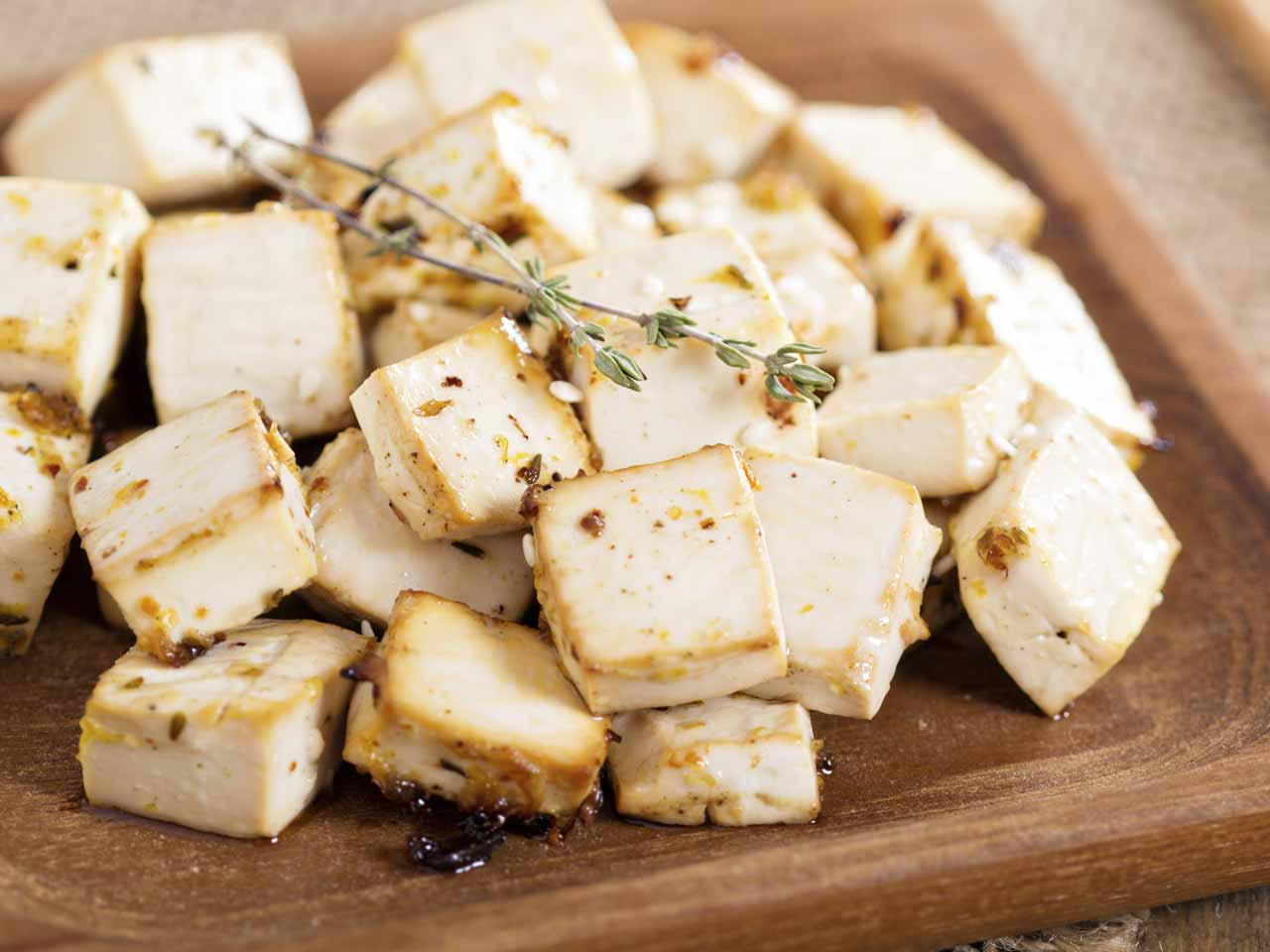 Add tofu to your diet
