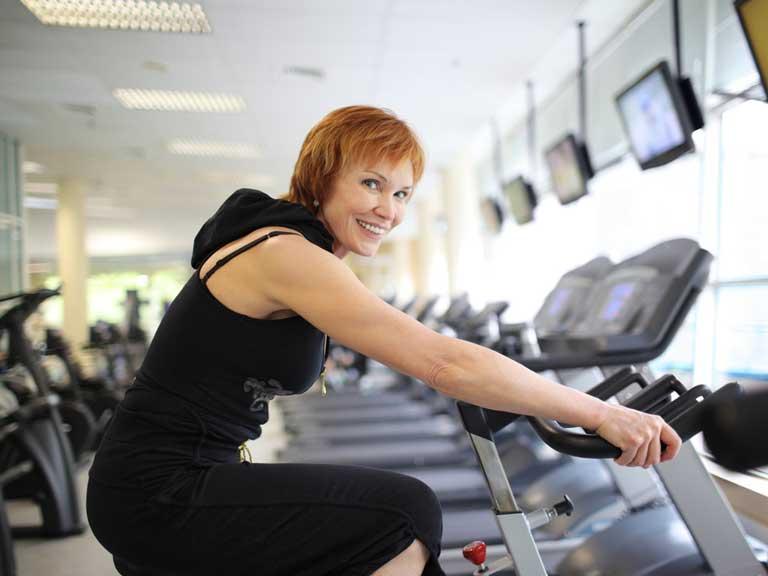 Best gym workout for women saga