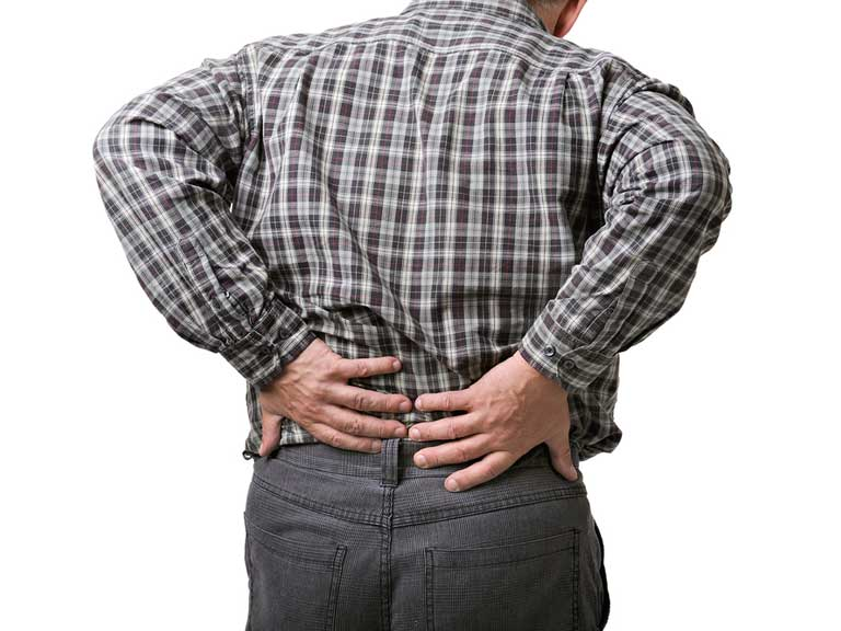sciatica/back pain