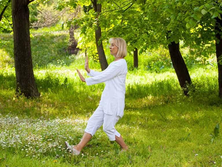 Tai Chi's health benefits