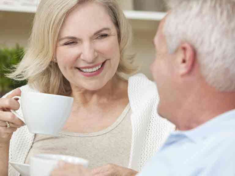 Four cups of tea a day contain enough natural fluoride to help defend teeth against decay.