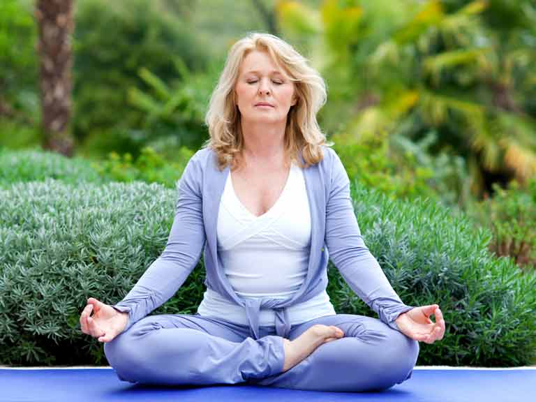 Meditation and yoga may help relieve the pain of osteoarthritis