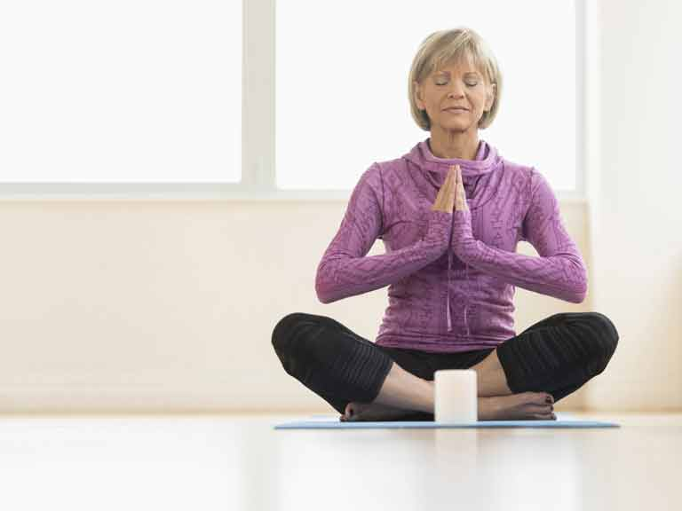 Meditation may help ease the pain of arthritis