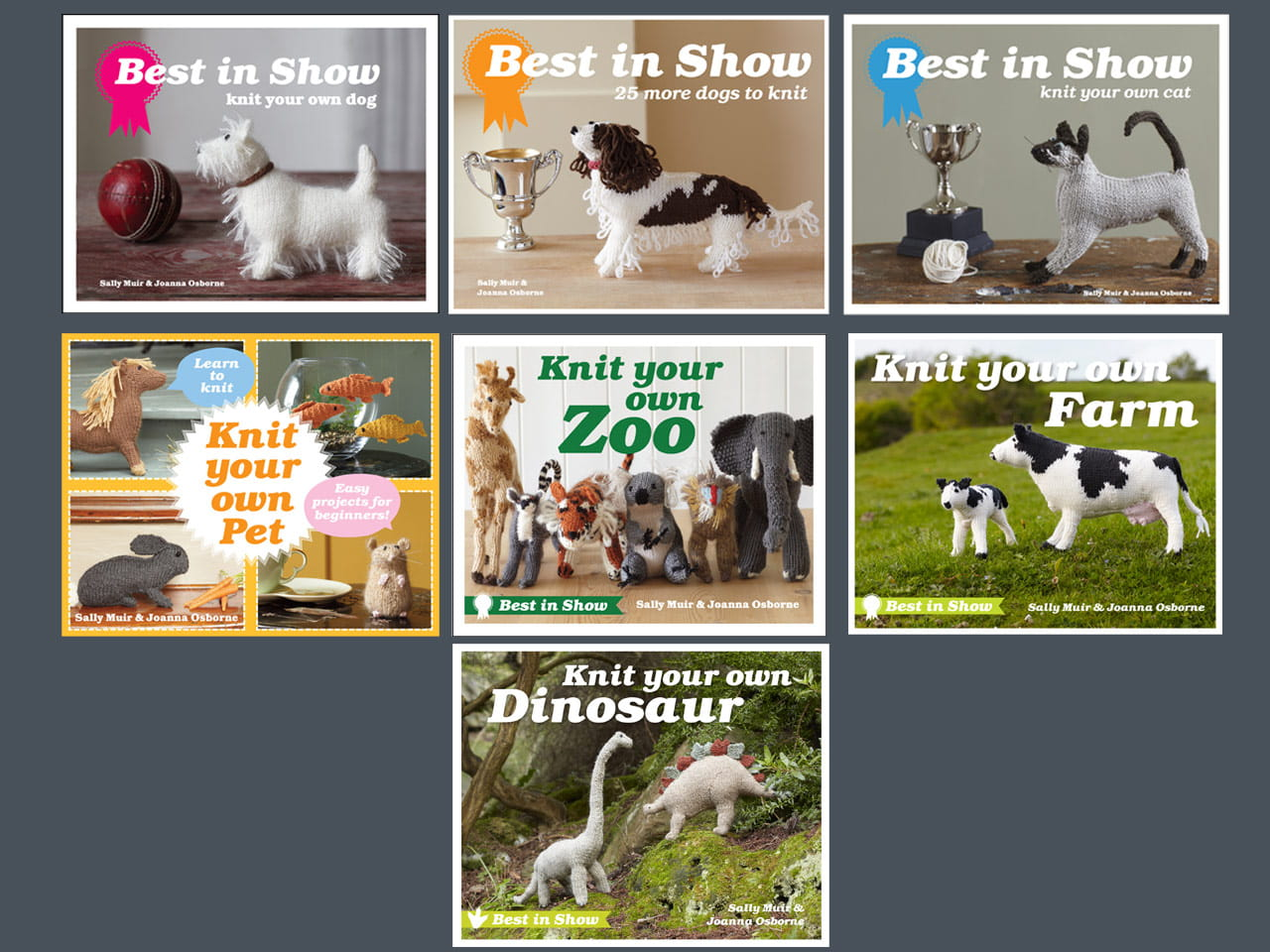 Best in Show covers