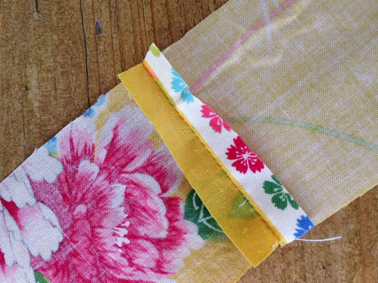 Make your own picnic cloth