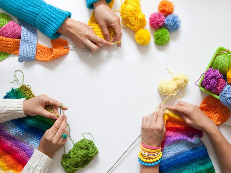 7 Benefits Of Knitting Saga
