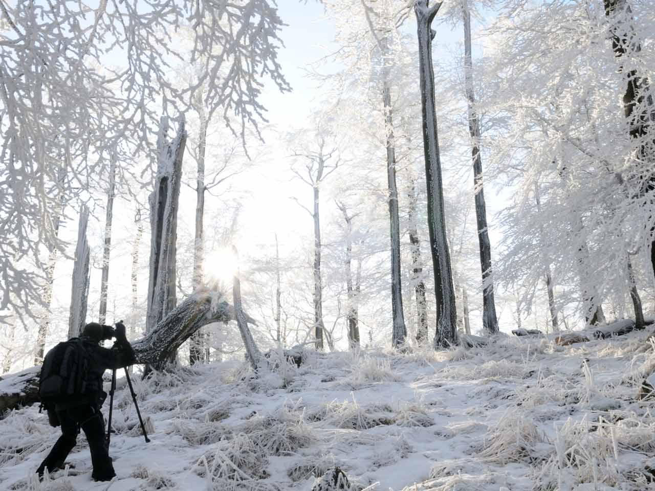 Seven tips for stunning winter landscape photography - Saga