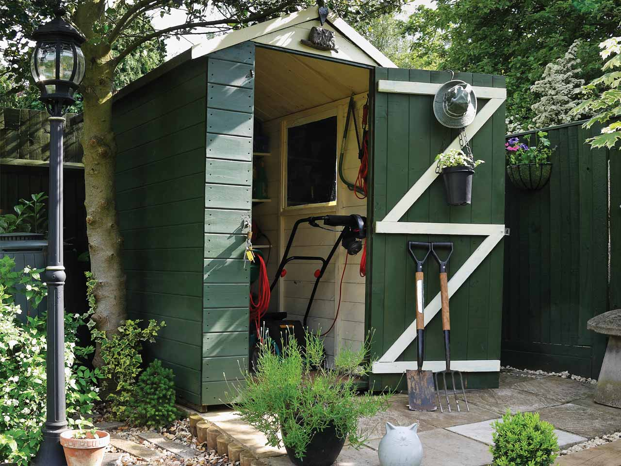 7 Questions To Consider When Building A Shed Saga
