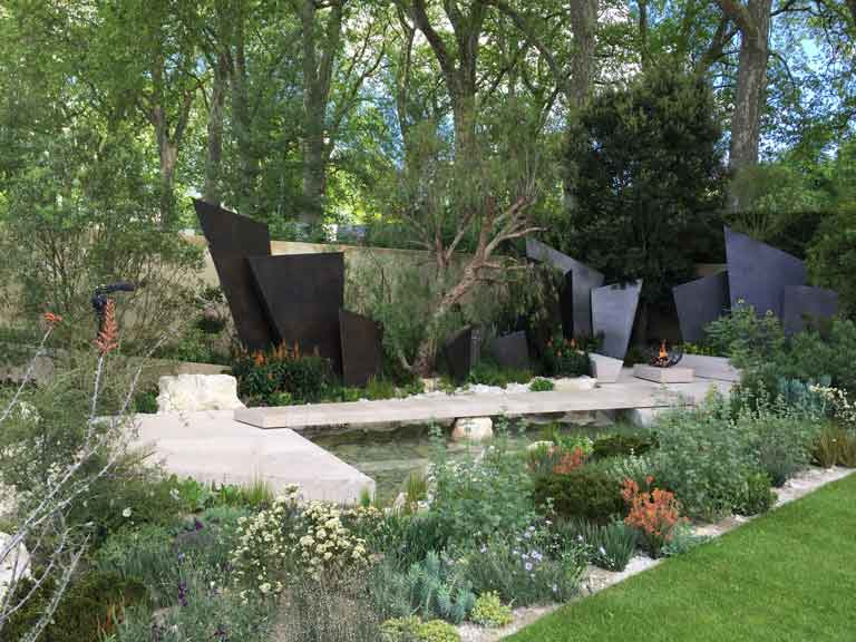 chelsea flower show, best in show, andy sturgeon