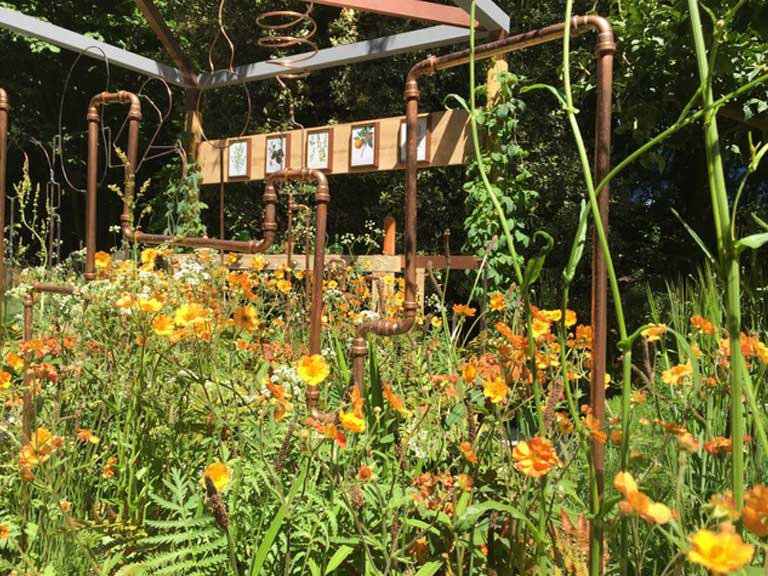 The Seedlip Garden by Dr Catherine MacDonald of Landform