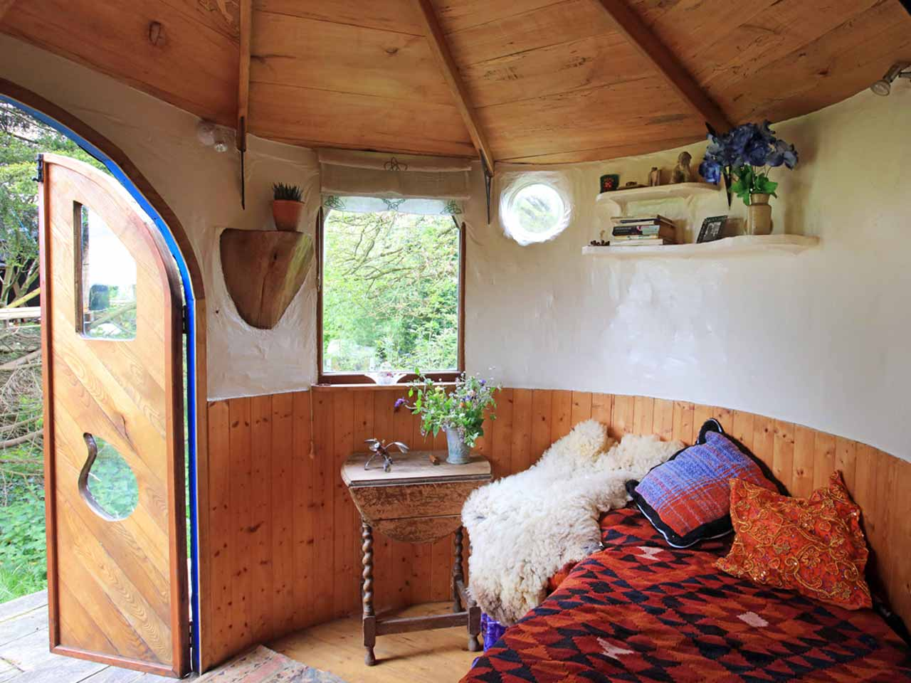 Love Shack – owned by Grant Oatley in Devon