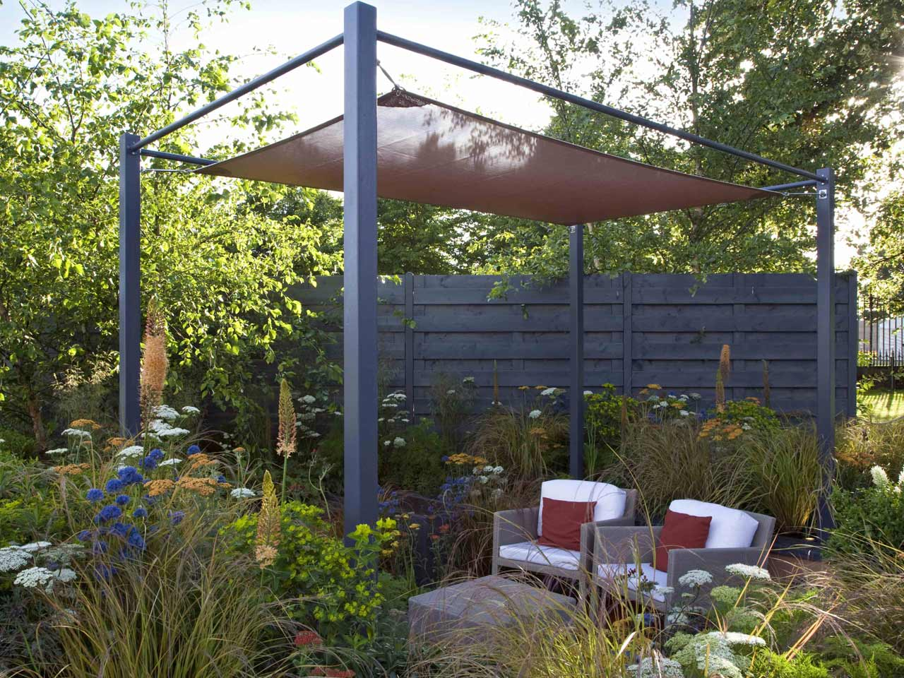 Eight tips for designing a Chelsea-style show garden at home - Saga